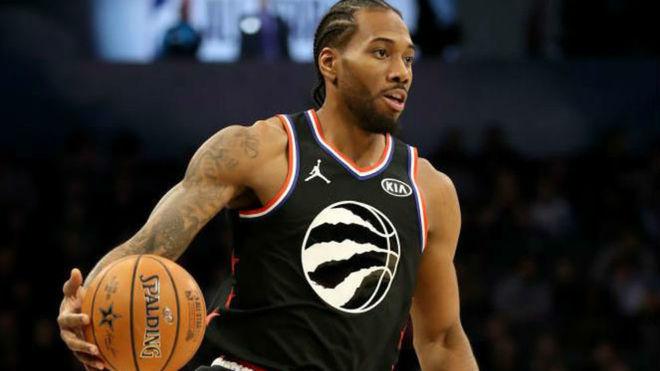 Kawhi Leonard, protagonista del bombazo del verano en la NBA