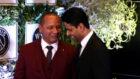 Neymar padre dialoga con Nasser, presidente del PSG
