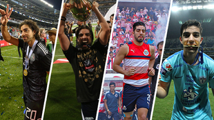 Pizarro tiene un total de seis títulos a nivel profesional.