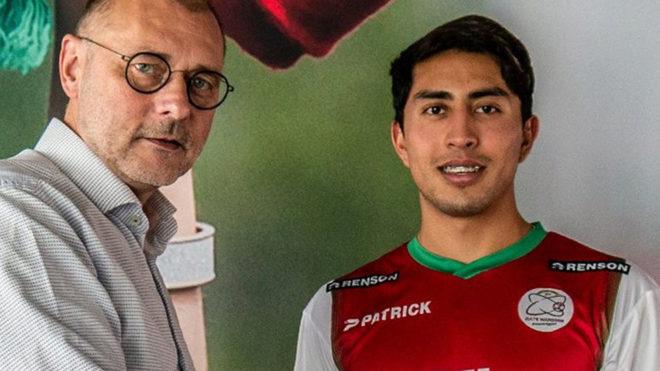 Govea ficha con el SV Zulte Waregem de la primera división belga