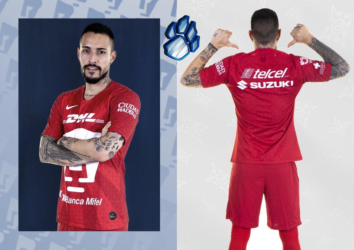 Liga MX: Pumas presenta su uniforme para el Apertura 2019