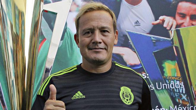 Luis Hernández, exfutbolista dela selección mexicana