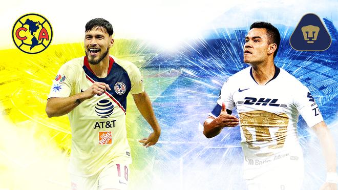 docena alineación Licuar  Liga MX Clausura 2020: América vs Pumas: Resumen, resultado y goles del  partido amistoso en Frisco   MARCA Claro México