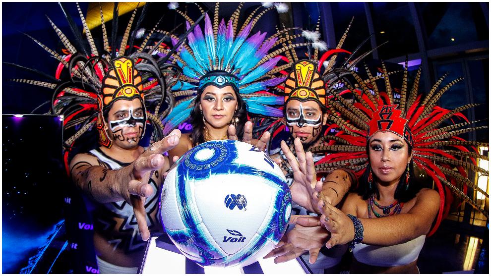La Liga MX dio a conocer el esférico del certamen venidero