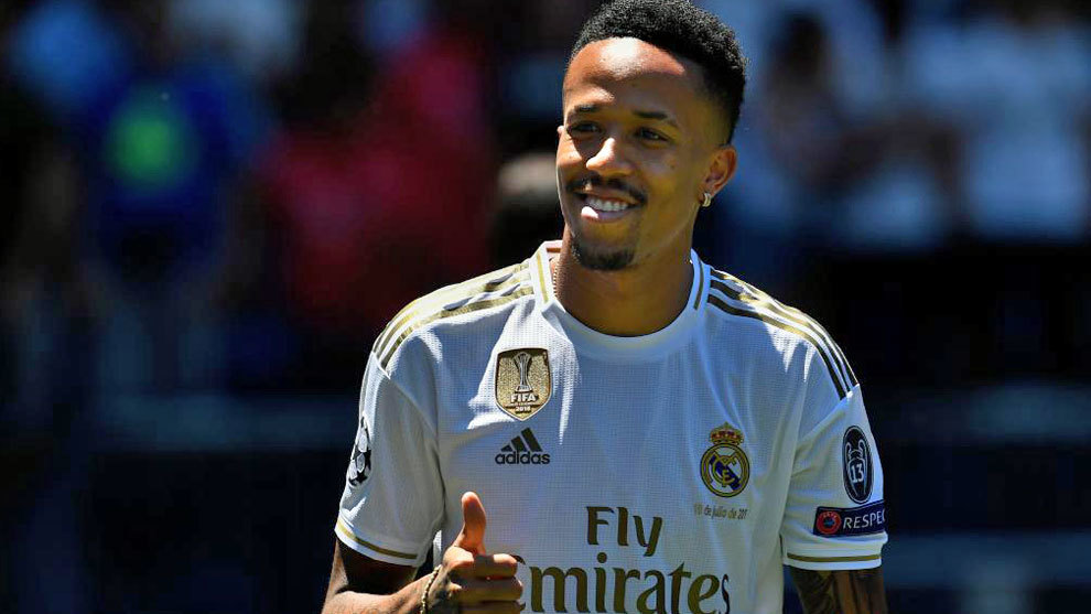 Real Madrid: Militao: I am versatile and very competitive, I'm ...