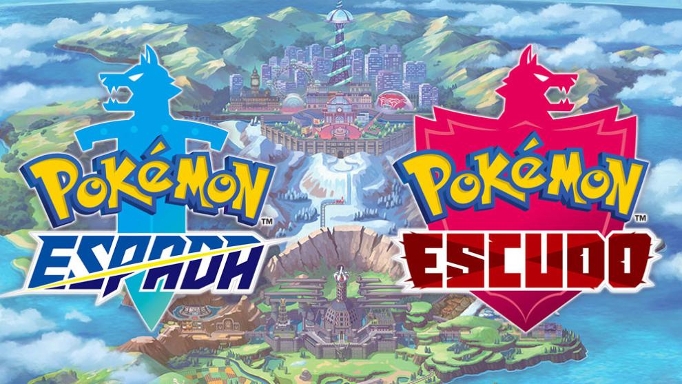 'Pokémon Espada' y 'Pokémon Escudo'