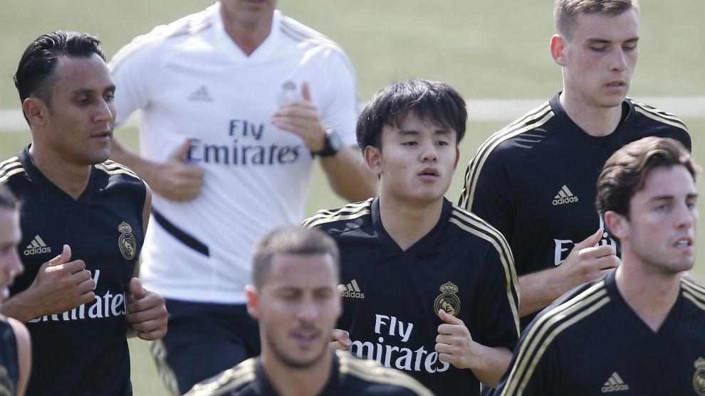 """Kuboning ukasi """"Real Madrid"""" akademiyasiga qabul qilindi"""