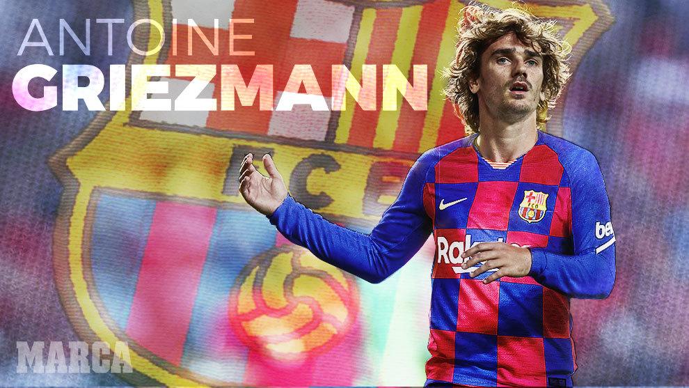 Oficial: Griezmann ficha por el Barcelona