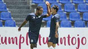 El Puebla cayó 4-3 ante el Veracruz en partido amistoso.