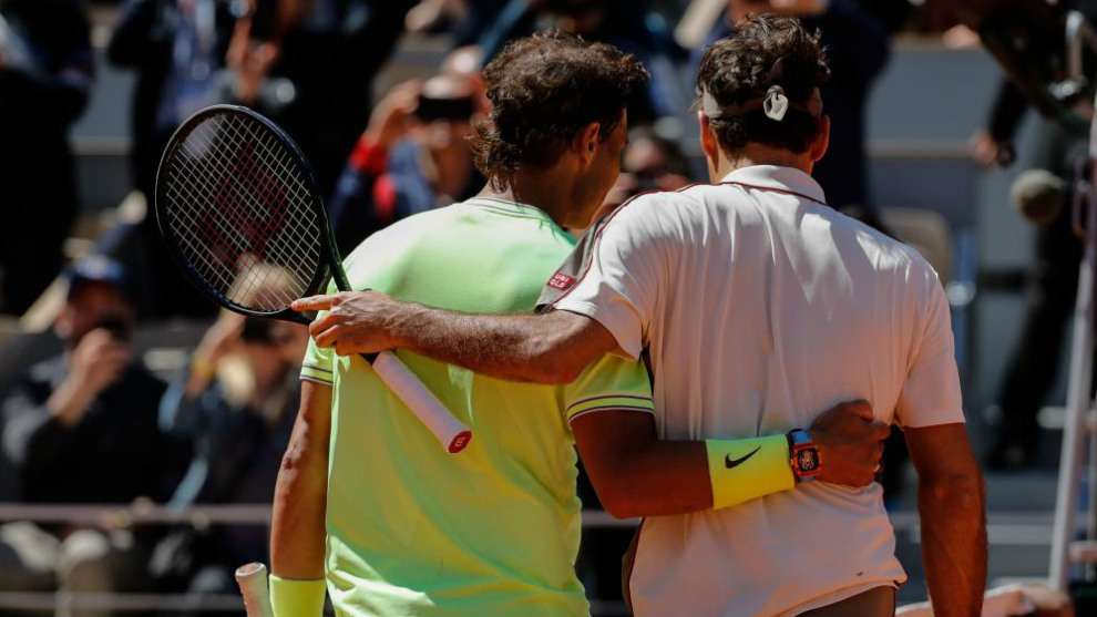 Rafael Nadal - Roger Federer: horario y dónde ver en TV las...