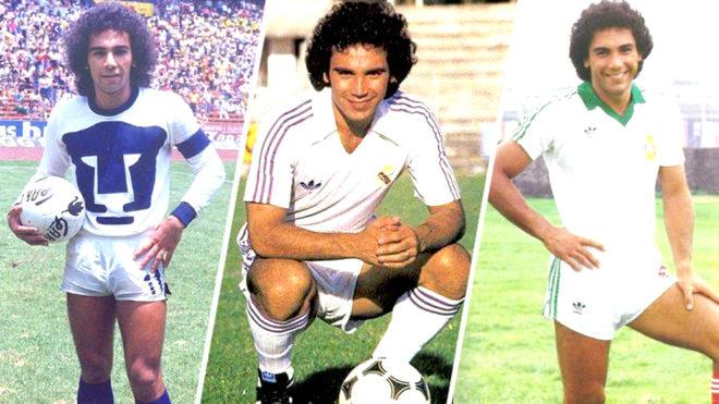 Hugo Sánchez en los equipos de sus amores.