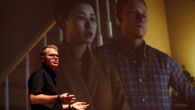 Actores digitales creados mediante fotografías convivirán en el cine...