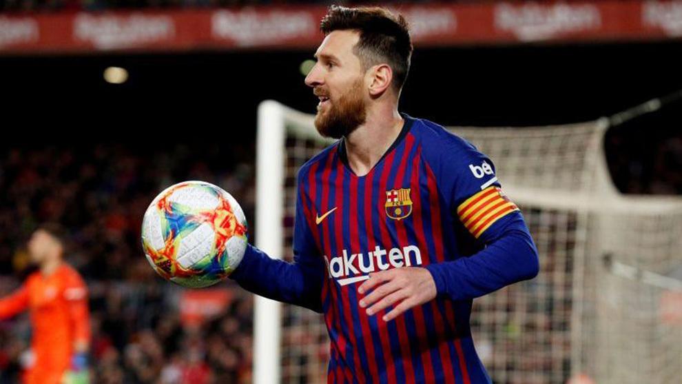 Los menores no consiguieron fichar a Lionel Messi