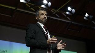 David Jiménez, presidente de Proliga