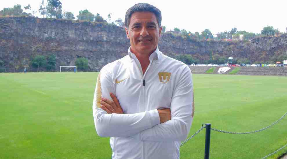 El entrenador español debutará contra San Luis.