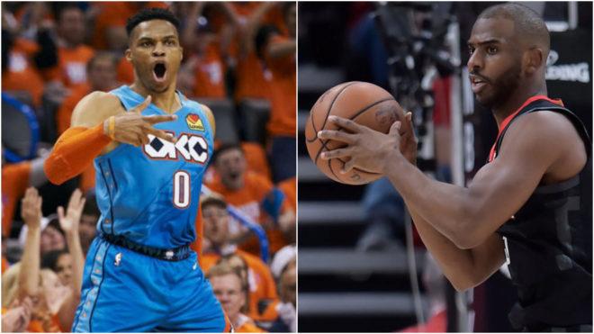 Los Rockets dan la campanada con Westbrook.