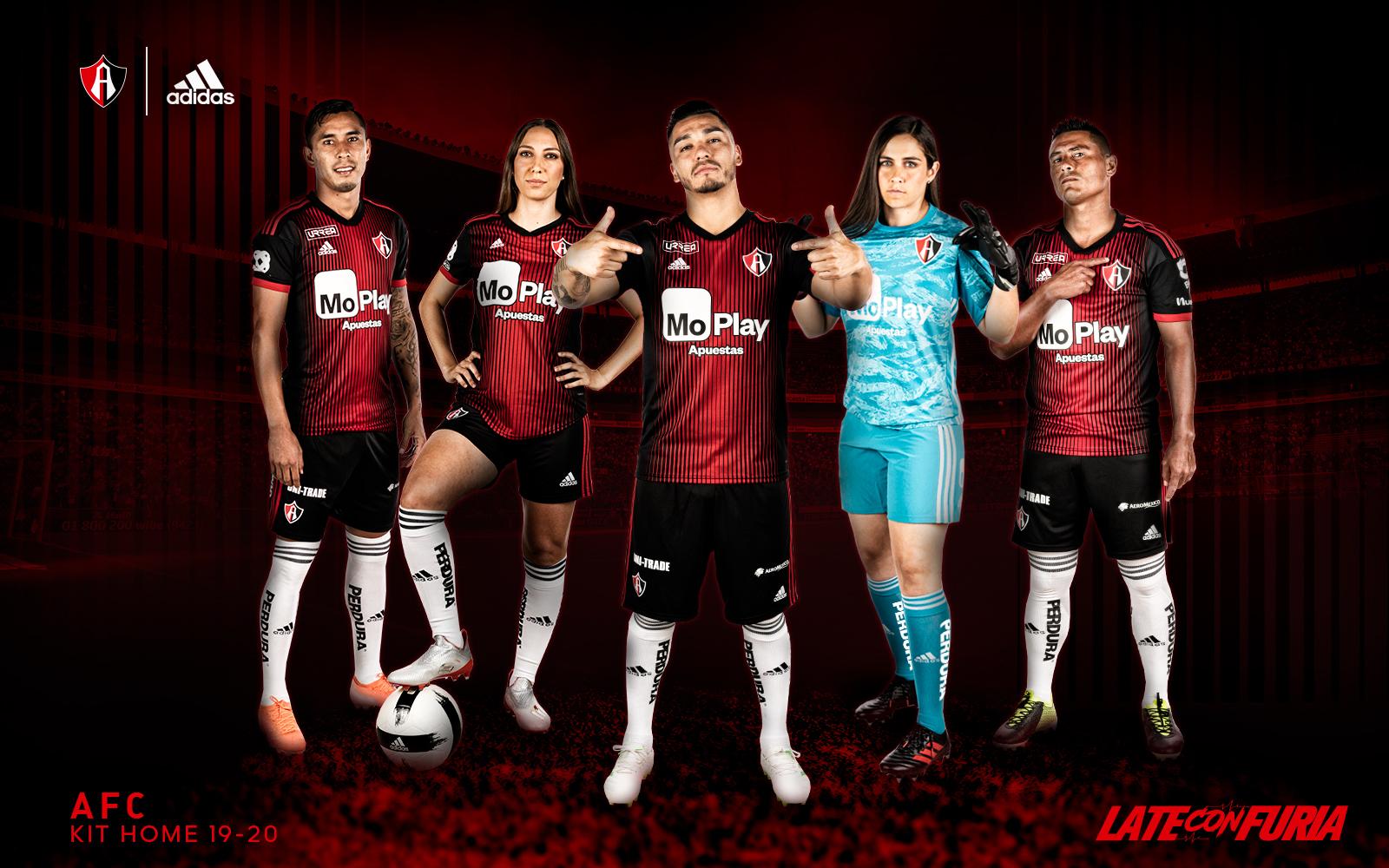 Atlas presenta a sus seis refuerzos para el Apertura 2019