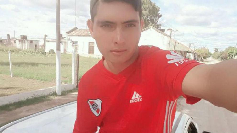Ramón Ismael Coronel, joven portero argentino de 17 años, murió...