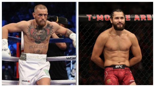 Connor McGregor y Jorge Masvidal, el combate soñado.