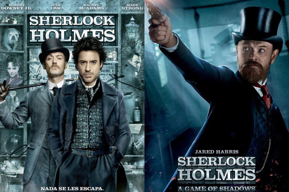 Dexter Fletcher dirigirá 'Sherlock Holmes 3' | Marca com