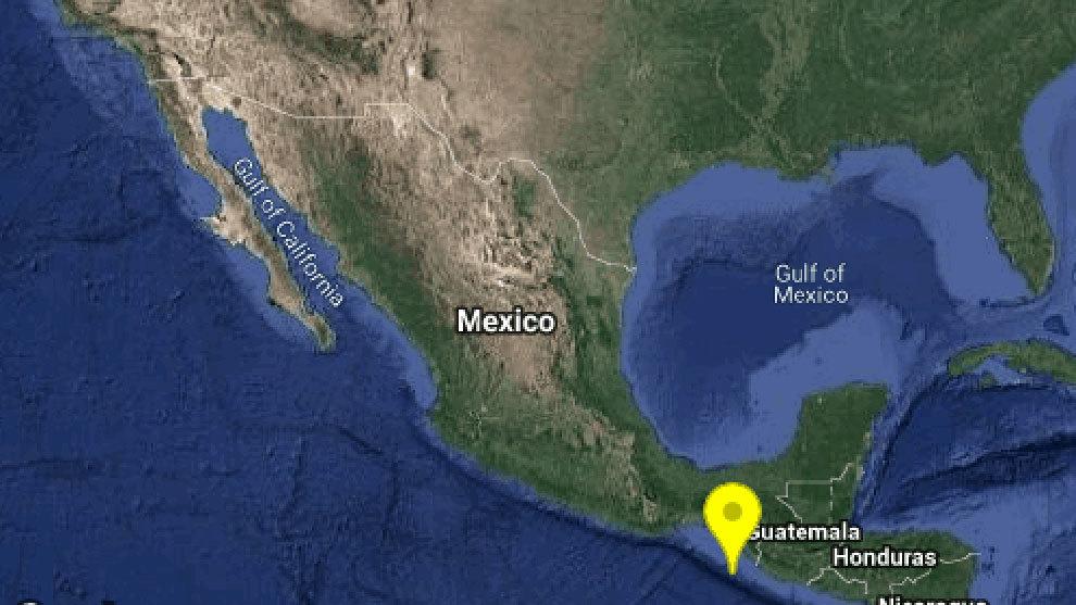 Tres sismos registrados en la CDMX