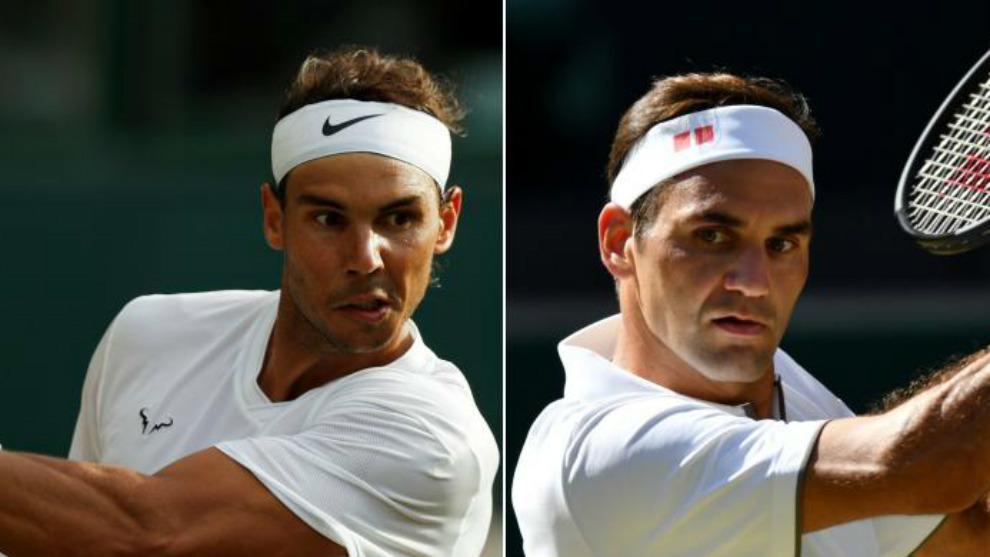 Otro set para Federer: Nadal, contra las cuerdas
