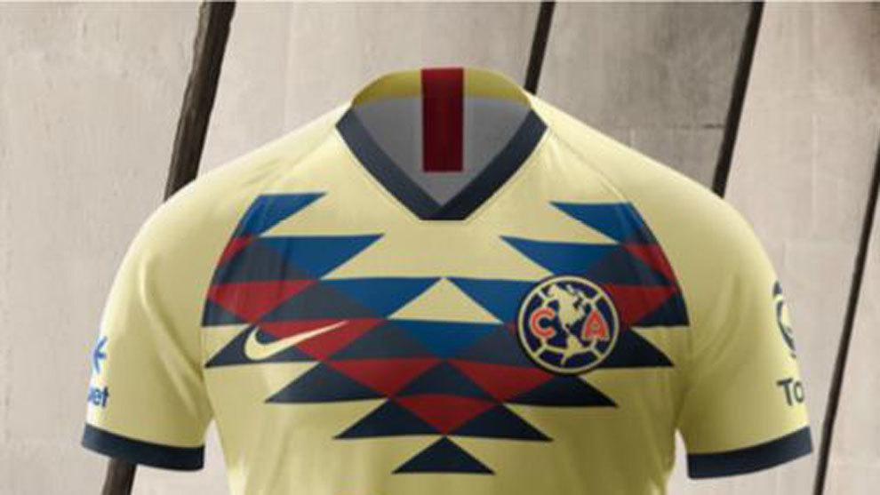 El América dio a conocer su uniforme para la siguiente temporada
