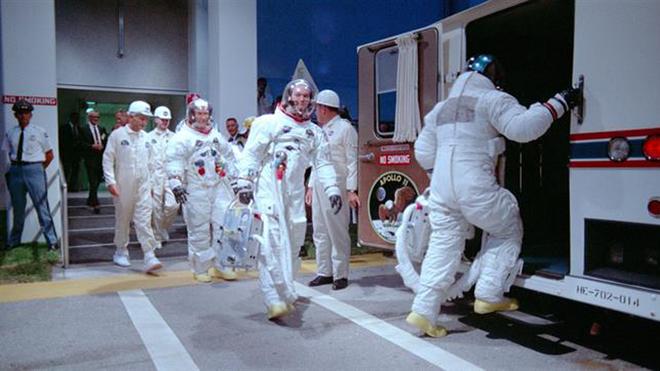 'Apolo 11': la épica del viaje a la Luna en un documental definitivo
