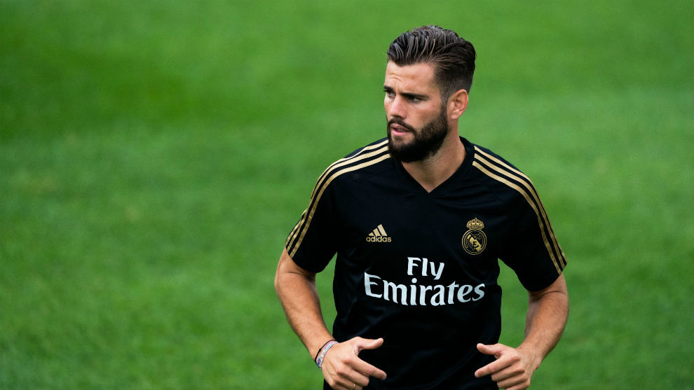separation shoes 483c0 9c61b Real Madrid: Nacho rejects other offers and wants to stay at ...