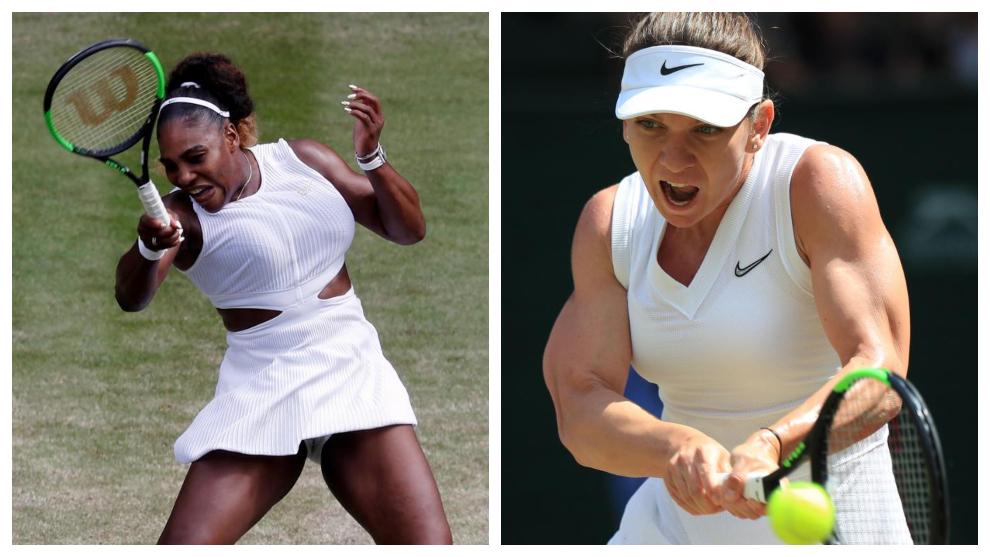 Serena Williams - Simona Halep: horario y dónde ver la final femenina...