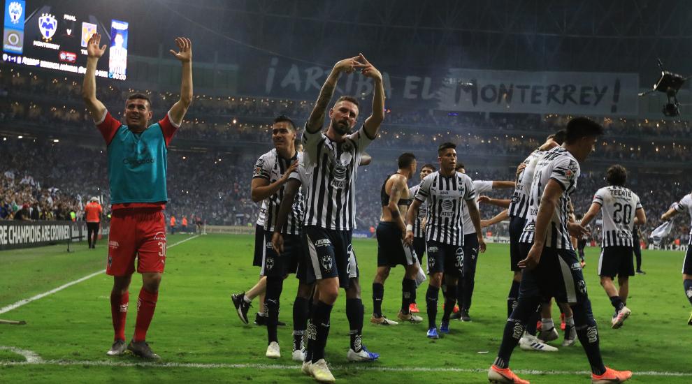 Rayados ganó la Concachampions en casa en el Clausura 2019.