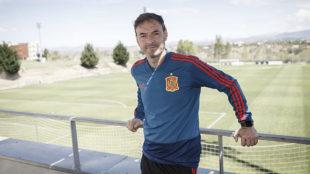 Santi Denia, seleccionador Sub19