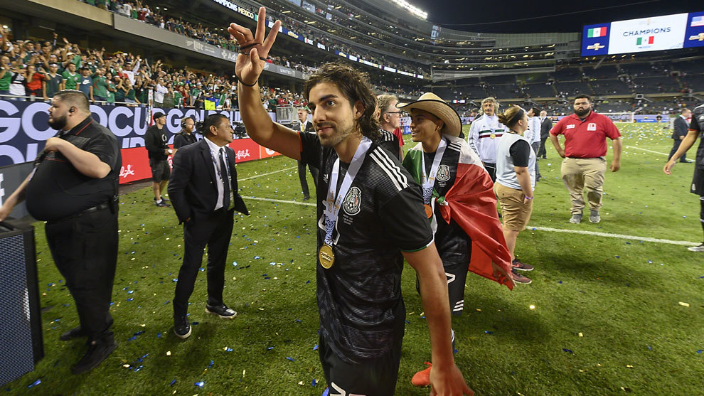 Rodolfo Pizarro estaría en la mira del Milan