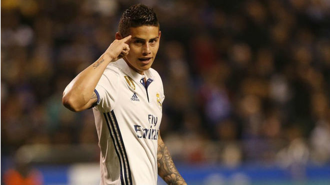 'We Are Prepared To Make Sacrifices For James Rodriguez'