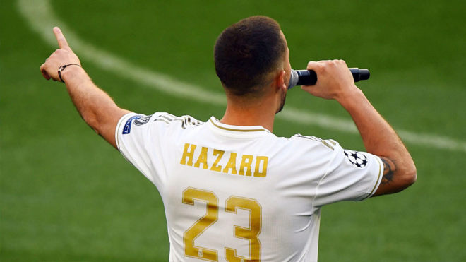 meet f1e74 610d0 Real Madrid: Hazard wants to follow in the footsteps of ...