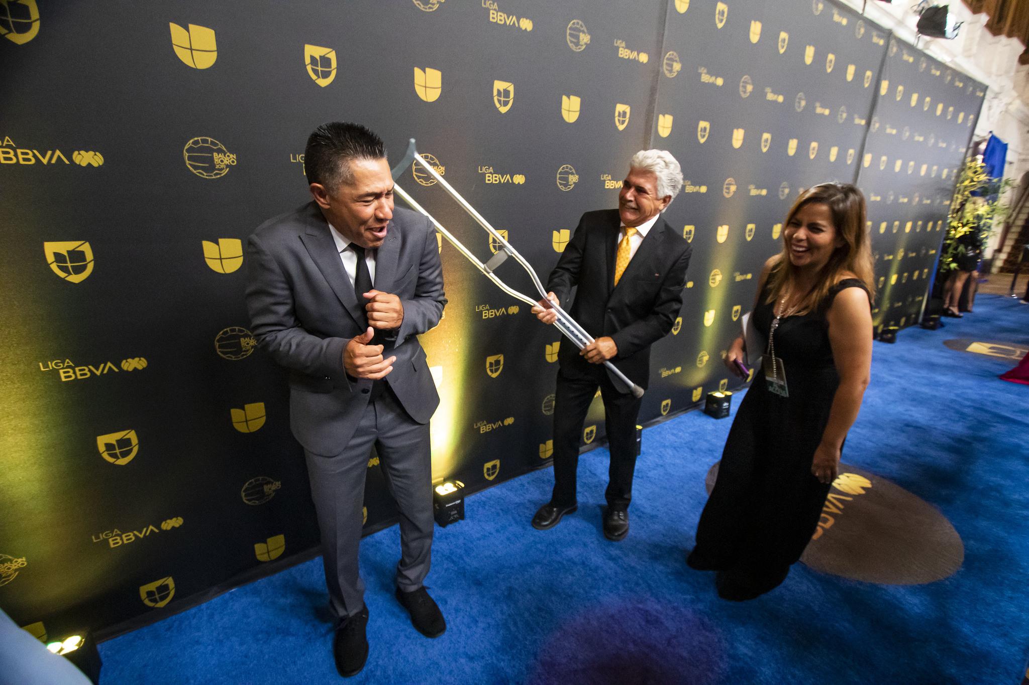 GALERÍA: Las mejores imágenes de la entrega del Balón de Oro