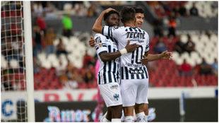 Avilés Hurtado marcó un doblete en el Jalisco.