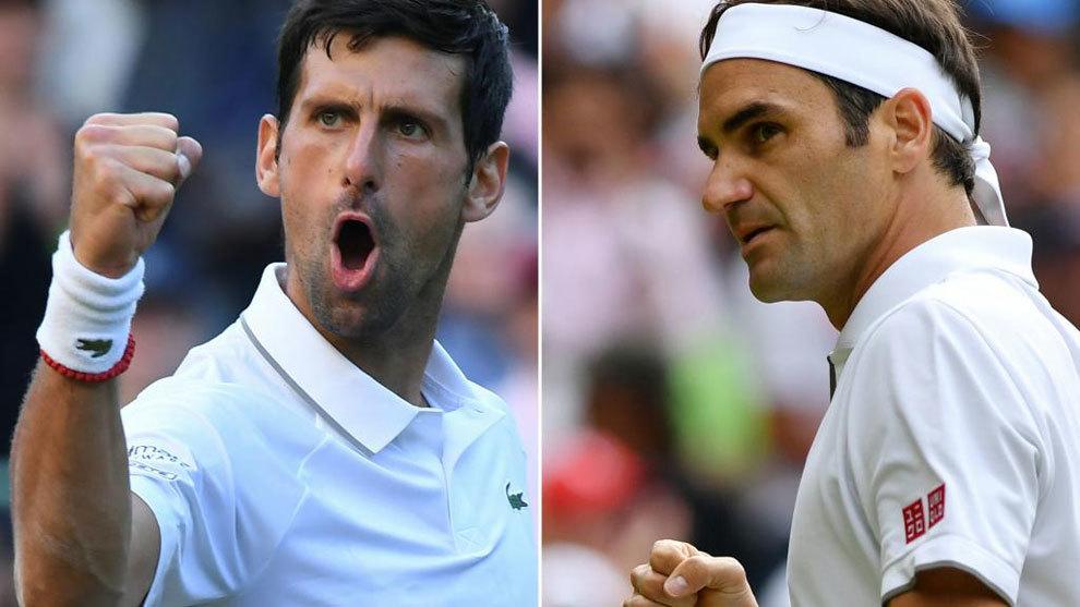 Djokovic vs Federer, la final de Wimbledon en directo
