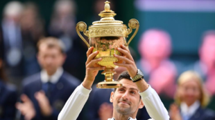 Novak Djokovic campeón Wimbledon 2019