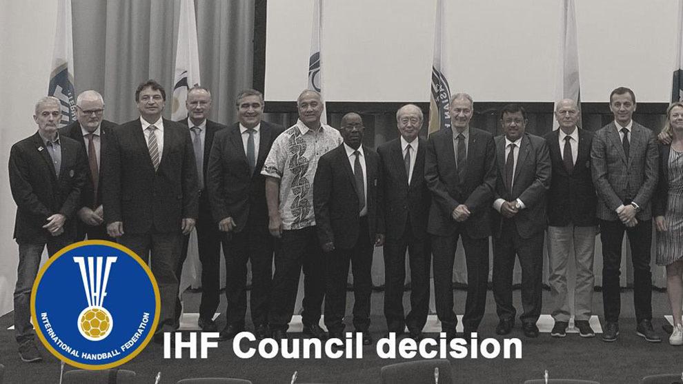 Comité de la Federación Internacional de Balonmano /
