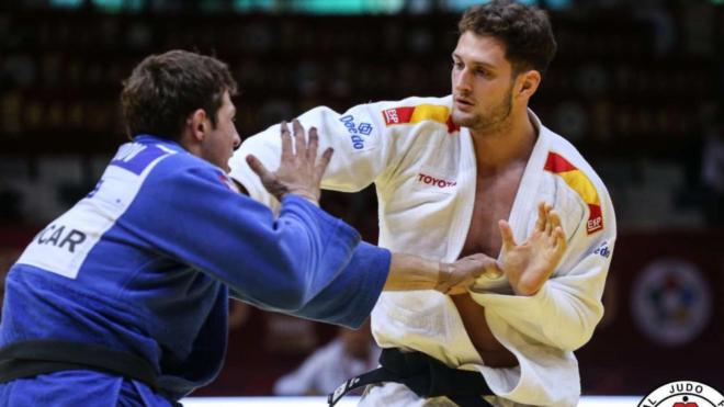 Nikoloz Sherazadishvili ganó al japonés Mukai en la final