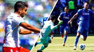 Eduardo Herrera perdió el empate y minutos después la Máquina...