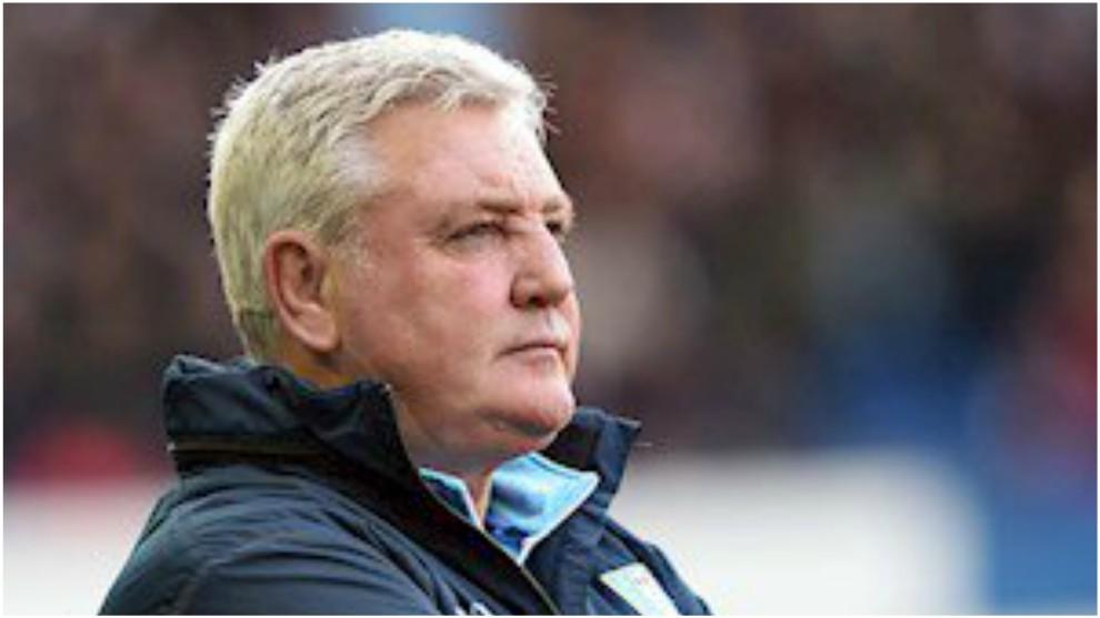 Steve Bruce, durante su periplo en el Sheffield Wednesday.