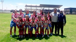 El Atlético de San Luis debuta este lunes en la Liga MX Femenil