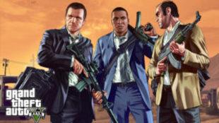 'GTA V' vuelve a ser el juego más vendido en Europa.