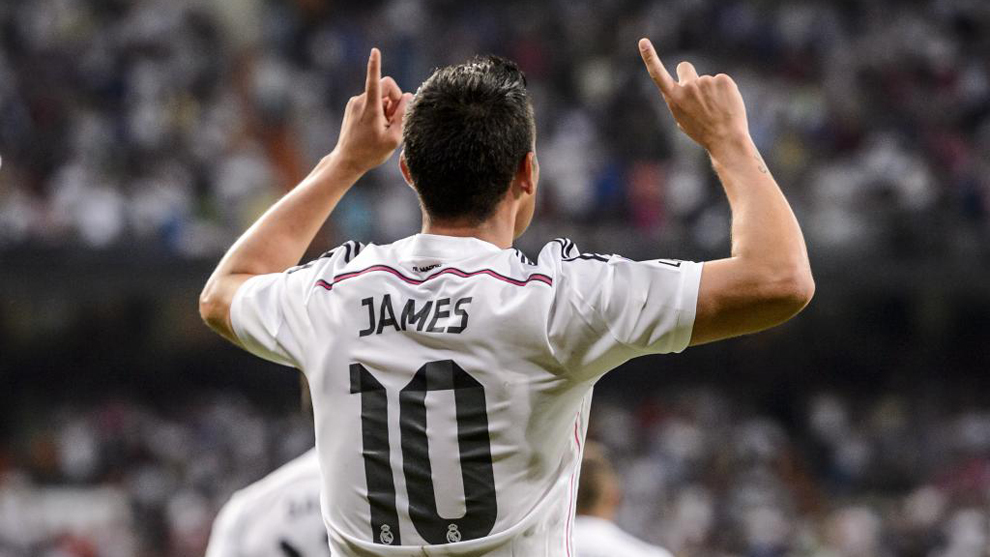James, hasta el final