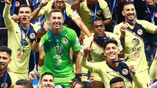 'Marche' y 'el Machín' ya fueron campeones con el América.