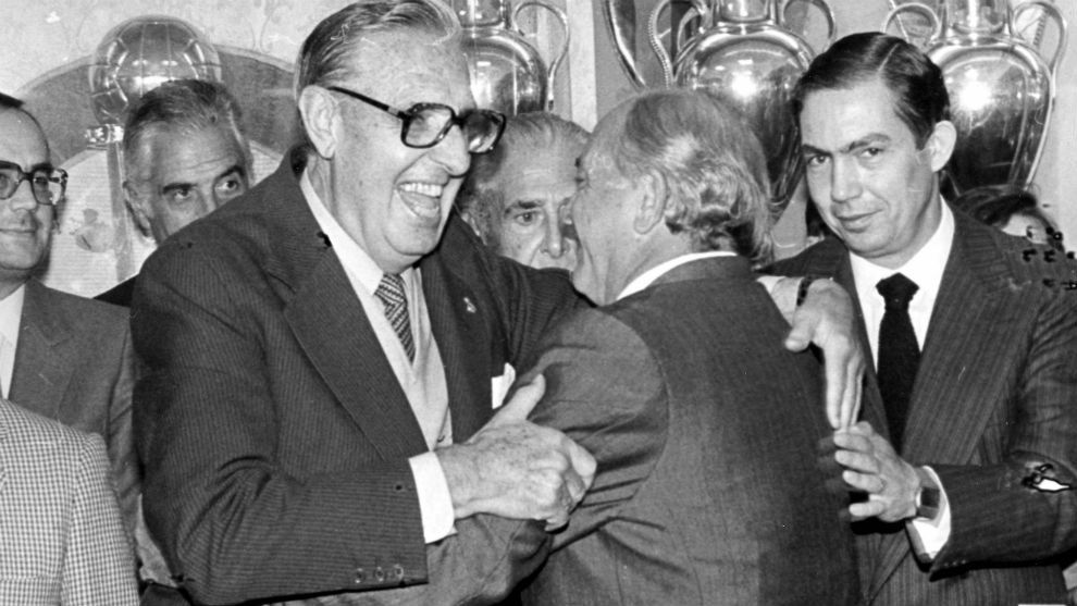 Real Madrid La Frase Maldita De Di Stéfano En 1982 Ser