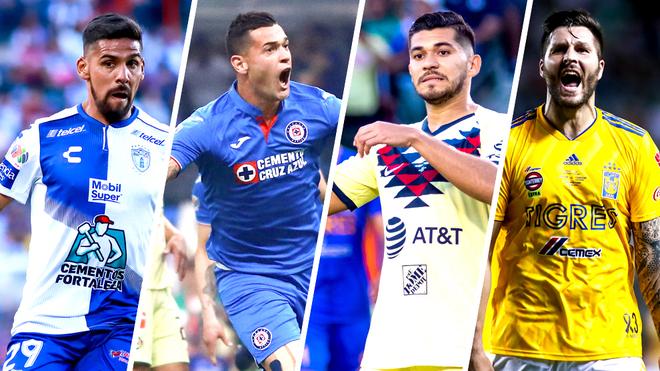 El Apertura 2019 busca ser el torneo que rompa marcas importantes.