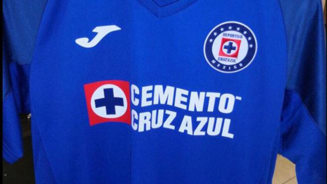 Adelantan el que sería el nuevo jersey de Cruz Azul.